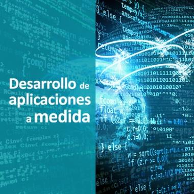 Desarrollo de aplicaciones a medida