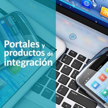 Portales y productos de integración